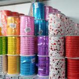 Nastri colorati stampati