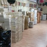 Cassette legno e cestini