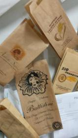 Sacchetti in carta per alimenti